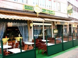 Restaurant Poseidon, Mayen 1
